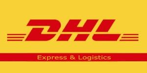 Medium dhl logo